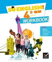 So English! 4e (2017) : Workbook