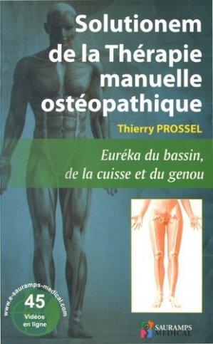 Solutionem de la Thérapie manuelle ostéopathique-sauramps medical-9791030300550