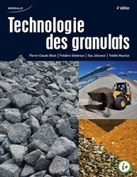 Technologie des granulats