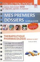 Thérapeutique Pharmacologie