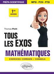 Tous les exos Mathématiques