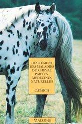 Traitement des maladies du cheval par les médecines naturelles