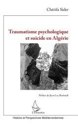Traumatisme psychologique et suicide en Algérie