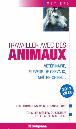 Travailler avec des animaux-studyrama-9782759034178
