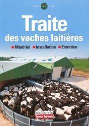 Traite des vaches laitières