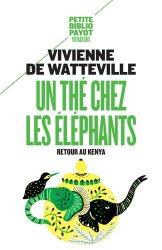 Un Thé chez les éléphants
