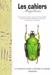 Une nouvelle espèce de Dicronorhina Hope, du Burkina Faso, du Bénin et du Togo