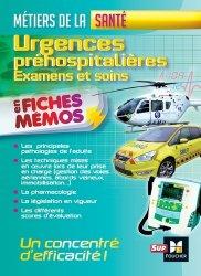 Urgences préhospitalières - Examens et soins - Métiers de la santé