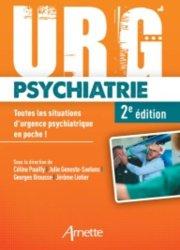 Urg'psychiatrie