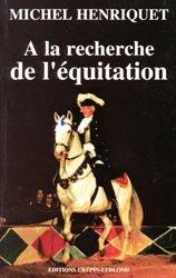 À la recherche de l'équitation
