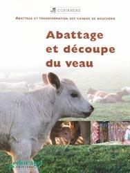 Abattage et découpe du veau