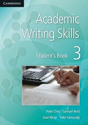 Academic Writing Skills 3 - Student's Book