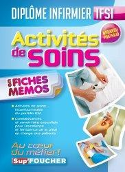 Activités de soins - Infirmier - Nouveau Portfolio