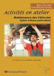 Activités en atelier Bac pro - 1ere/Tle