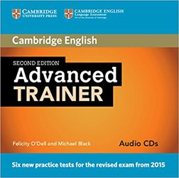 Advanced Trainer - Audio CDs (3)