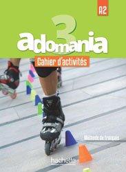 ADOMANIA 3 A2 CAHIER ACTIVITES + CD