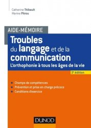 Aide-mémoire - Troubles du langage et de la communication