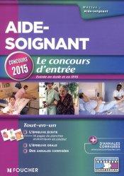 Aide-soignant - Le concours d'entrée