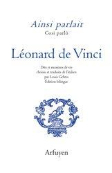 Ainsi parlait Léonard de Vinci