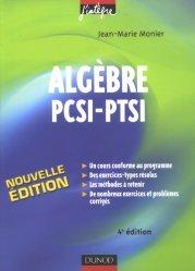 Algèbre PCSI - PTSI