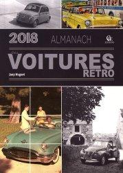 Almanach des voitures retro 2018