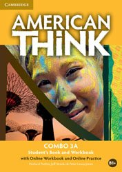 American Think Level 3 - Combo A with Online Workbook and Online Practice