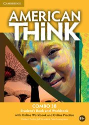 American Think Level 3 - Combo B with Online Workbook and Online Practice