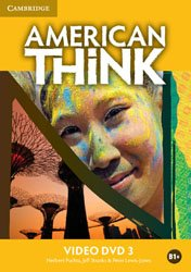American Think Level 3 - Video DVD
