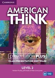 American Think Level 2 - Presentation Plus DVD-ROM