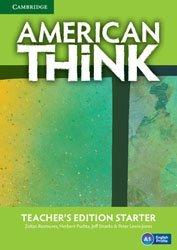 American Think Starter - Teacher's Edition