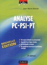 Analyse PC-PSI-PT