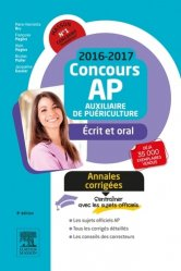 Annales corrigées Concours AP 2016-2017