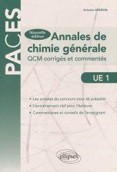 Annales de Chimie générale  UE1