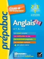 ANGLAIS 2ND 1RE TLE TOUTES SERIES LV1 LV2