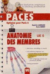 Anatomie des membres UE5 Optimisé pour Paris 6