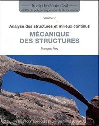 Analyse des structures et milieux continus
