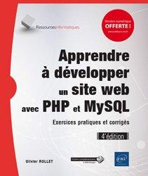 Apprendre à développer un site web avec PHP et MySQL