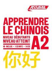APPRENDRE CHINOIS NIVEAU A2