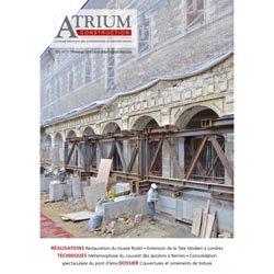 Atrium construction