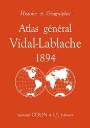 Atlas général Vidal-Lablache 1894