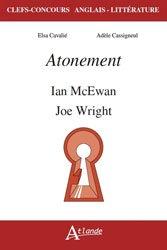 ATONEMENT IAN MCEWAN JOE WRIGHT