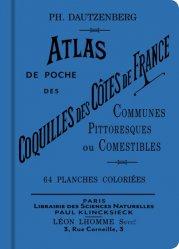Atlas de poche des coquilles des côtes de France