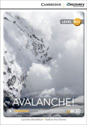 Avalanche! - High Intermediate - Book with Online Access
