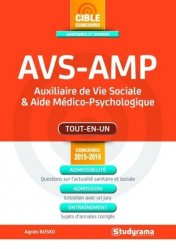 AVS-AMP - Concours 2015-2016