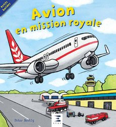 Avion en mission royale