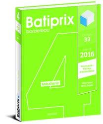 Batiprix 2016 Volume 4