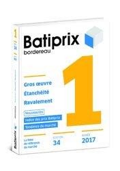 Batiprix 2017 Volume 1