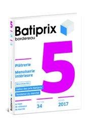 Batiprix 2017 Volume 5