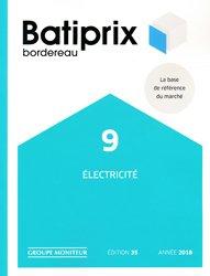 Batiprix 2018 Volume 9
