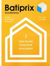 Batiprix 2019 Volume 1